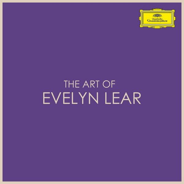 آلبوم موسیقی The Art of Evelyn Lear اثری از ایولین لیر (Evelyn Lear)