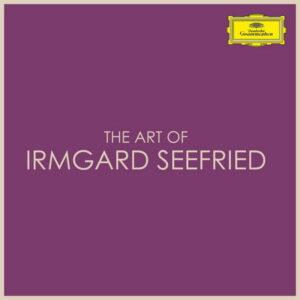آلبوم موسیقی The Art of Irmgard Seefried اثری از ایرمگارد سیفرید (Irmgard Seefried)