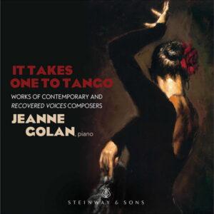 آلبوم موسیقی It Takes One to Tango اثری از ژان گولان (Jeanne Golan)