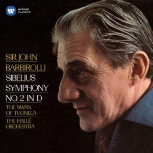 آلبوم موسیقی Sibelius Symphony No. 2 اثری از جان باربیرولی (John Barbirolli)