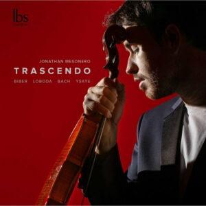 آلبوم موسیقی Trascendo اثری از جاناتان مسونرو (Jonathan Mesonero)