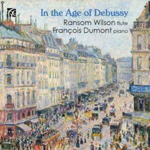 آلبوم موسیقی In the Age of Debussy اثری از رانسوم ویلسون (Ransom Wilson)
