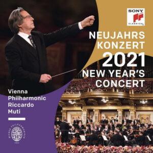 آلبوم موسیقی New Year's Concert اثری از ریکاردو موتی (Riccardo Muti)