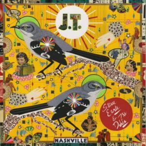 آلبوم موسیقی J.T. اثری از استیو ارل (Steve Earle)