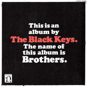 آلبوم موسیقی Brothers اثری از گروه بلک کیز (The Black Keys)