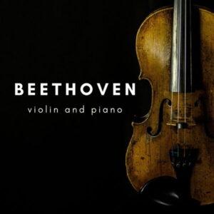 آلبوم موسیقی Beethoven Violin and Piano اثری از هنرمندان مختلف