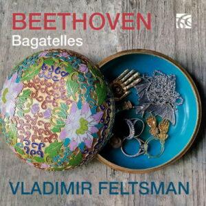 آلبوم موسیقی Beethoven Bagatelles اثری از ولادیمیر فلتسمن (Vladimir Feltsman)