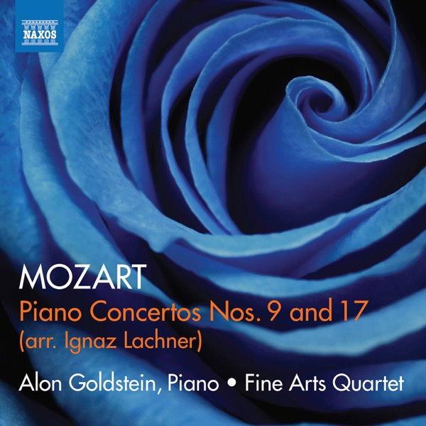 آلبوم موسیقی Mozart Piano Concertos Nos. 9 & 17 اثری از آلون گلدشتاین (Alon Goldstein)
