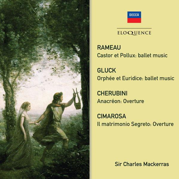 آلبوم موسیقی Gluck Rameau Orchestral Suites اثری از چارلز مک کراس (Charles MacKerras)