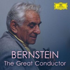 آلبوم موسیقی Bernstein The Great Conductor اثری از لئونارد برنستین (Leonard Bernstein)