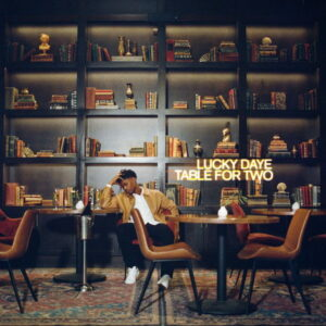 آلبوم موسیقی Table For Two اثری از لاکی دی (Lucky Daye)