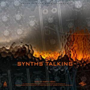 آلبوم موسیقی Synths Talking اثری از  سانگس تو یور آیز (Songs To Your Eyes)