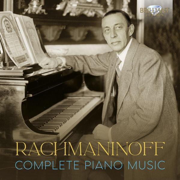آلبوم موسیقی Rachmaninoff Complete Piano Music اثری از هنرمندان مختلف