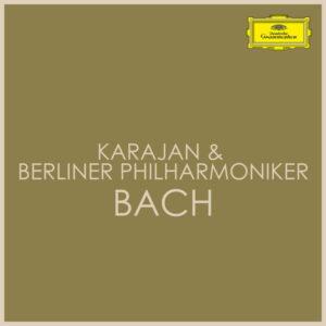 آلبوم موسیقی Karajan & Berliner Philharmoniker Bach اثری از هربرت فون کارایان (Herbert Von Karajan)