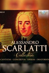 مجموعه الساندرو اسکارلاتی از لیبل بریلینت کلاسیک