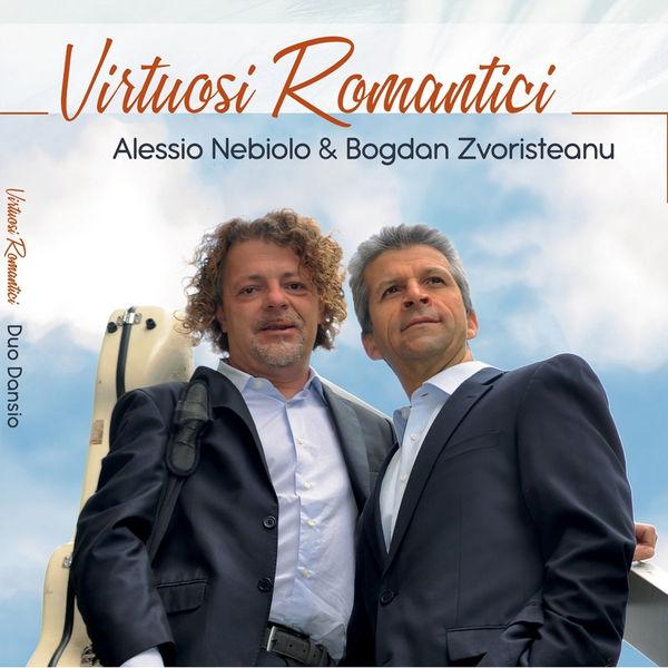آلبوم موسیقی Virtuosi Romantici اثری از آلسیو نبیولو (Alessio Nebiolo)