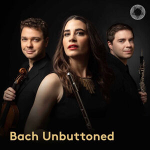 آلبوم موسیقی Bach Unbuttoned اثری از آنا دو لا وگا (Ana de la Vega)