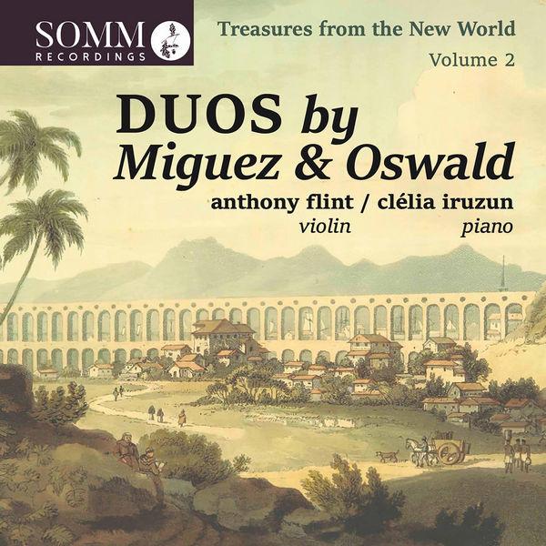 آلبوم موسیقی Treasures from the New World, Vol. 2 اثری از آنتونی فلینت (Anthony Flint)