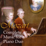 Mozart Complete Music for Piano Duo