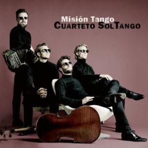 آلبوم موسیقی Misión Tango اثری از کوارتت سل تانگو (Cuarteto SolTango)