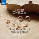 Onslow String Quintets Vol. 4 Nos. 23 & 31