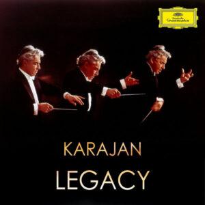 آلبوم موسیقی Karajan Legacy اثری از هربرت فون کارایان (Herbert von Karajan)