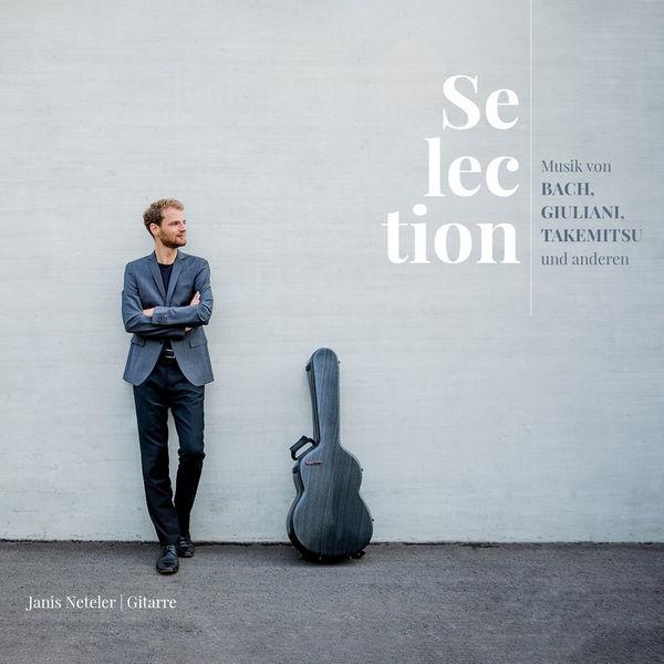 آلبوم موسیقی Selection اثری از جانیس نتلر (Janis Neteler)