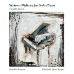 Daryl Kojak Sixteen Waltzes for Piano