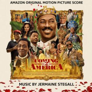 آلبوم موسیقی متن فیلم Coming 2 America اثری از جرمین استگال (Jermaine Stegall)