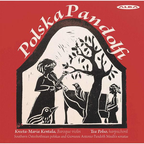 آلبوم موسیقی Polska Pandolfi اثری از کریتا ماریا کنتالا (Kreeta Maria Kentala)