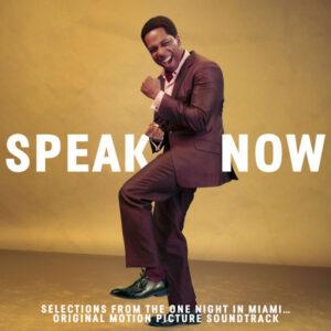 آلبوم موسیقی متن فیلم Speak Now اثری از لزلی اودوم جونیور (Leslie Odom Jr.)