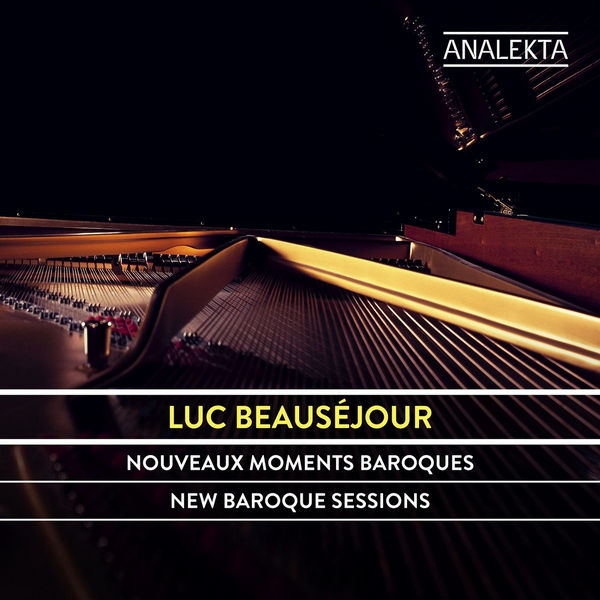 آلبوم موسیقی New Baroque Sessions اثری از لوک بوسژور (Luc Beauséjour)