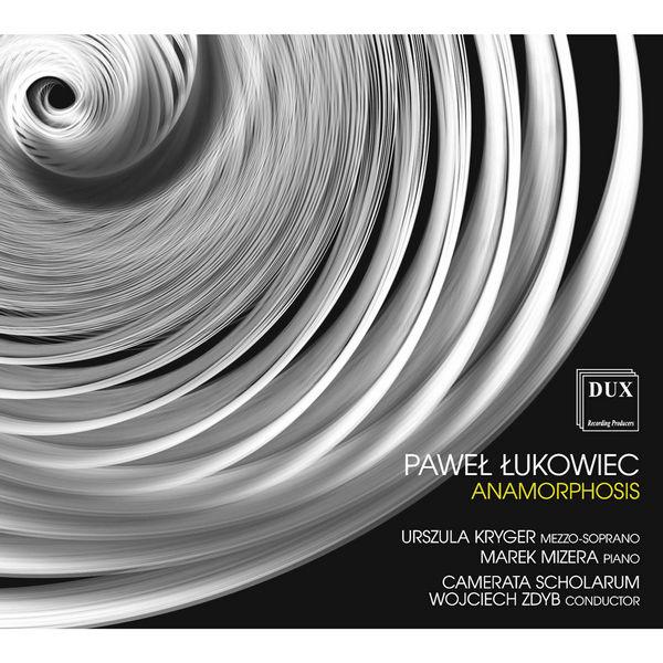آلبوم موسیقی Anamorphosis اثری از مارک میزرا (Marek Mizera)