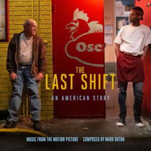 آلبوم موسیقی متن فیلم The Last Shift اثری از مارک اورتن (Mark Orton)