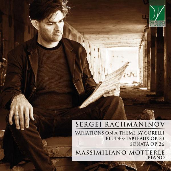 آلبوم موسیقی Sergej Rachmaninov Variations on a Theme اثری از ماسیمیلیانو موترله (Massimiliano Motterle)