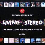 دوران طلایی لیوینگ استریو مجموعه ریمستر (Living Stereo)