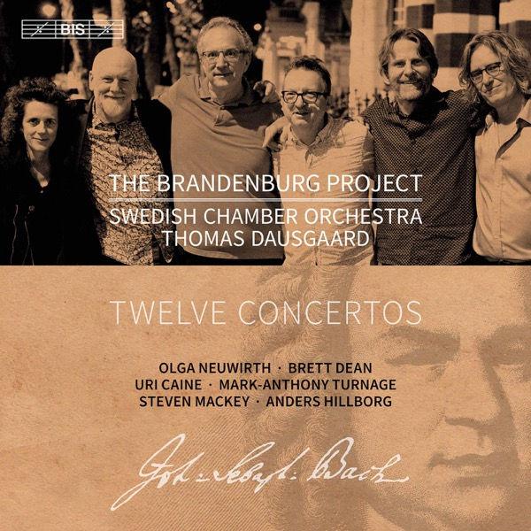 آلبوم موسیقی The Brandenburg Project اثری از توماس داوسگارد (Thomas Dausgaard)