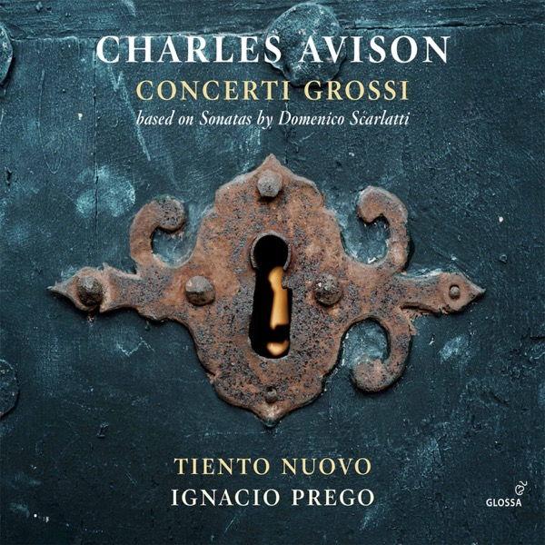 آلبوم موسیقی Avison Concerti grossi اثری از تینتو نووو (Tiento Nuovo)