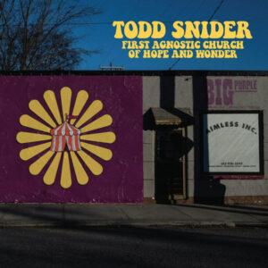 آلبوم موسیقی First Agnostic Church of Hope and Wonder اثری از تاد اسنایدر (Todd Snider)