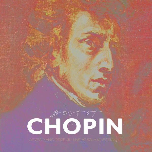 آلبوم موسیقی Best of Chopin اثری از هنرمندان مختلف