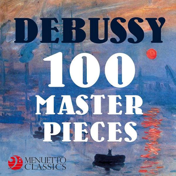 آلبوم موسیقی Debussy 100 Masterpieces اثری از هنرمندان مختلف