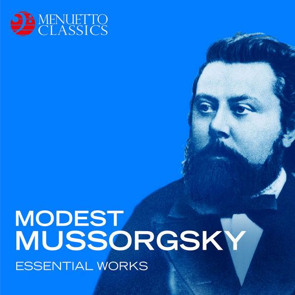 آلبوم موسیقی Modest Mussorgsky Essential Works اثری از مودست موسورگسکی