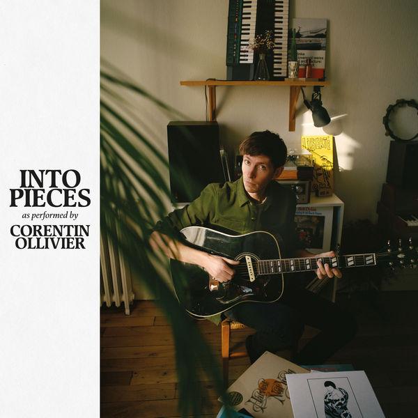 آلبوم موسیقی Into Pieces اثری از کورنتین اولیویه (Corentin Ollivier)