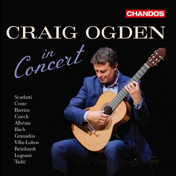 آلبوم موسیقی Craig Ogden in Concert اثری از کریگ اوگدن (Craig Ogden)