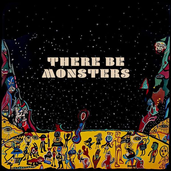 آلبوم موسیقی There Be Monsters اثری از فر لندس (Far Lands)