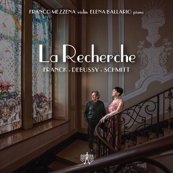 آلبوم موسیقی La Recherche اثری از فرانکو مزنا و النا بالاریو (Franco Mezzena & Elena Ballario)