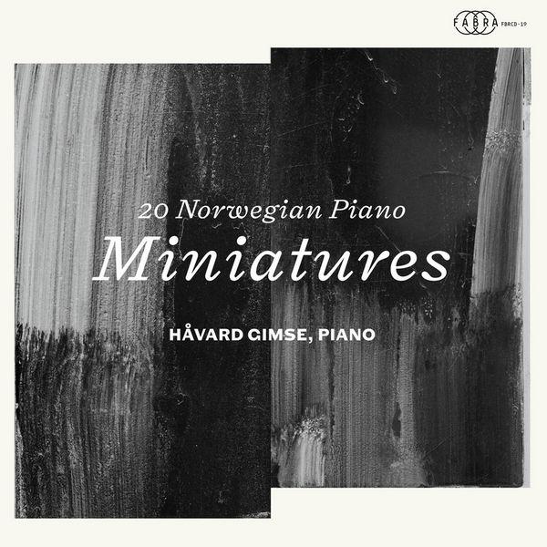 آلبوم موسیقی 20 Norwegian Piano Miniatures اثری از هاوارد گیمسه (Håvard Gimse)