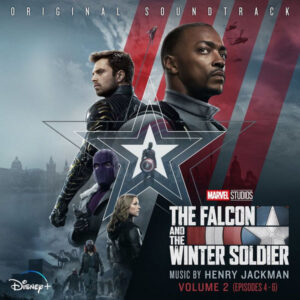آلبوم موسیقی متن فیلم The Falcon and the Winter Soldier Vol. 1 اثری از هنری جکمن (Henry Jackman)