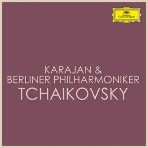آلبوم موسیقی Tchaikovsky اثری از هربرت فون کارایان (Herbert von Karajan)