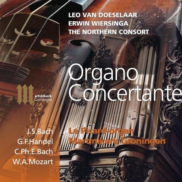 آلبوم موسیقی Organo Concertante اثری از لئو ون دوسلار (Leo van Doeselaar)